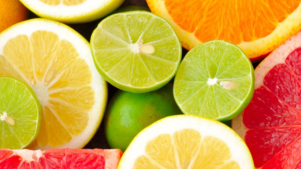 5 ways to stay well and boost the immunity including eating citrus fruits