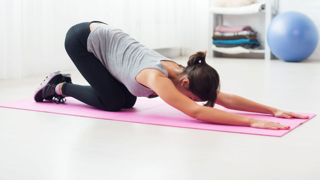 online pilates classes from my own home